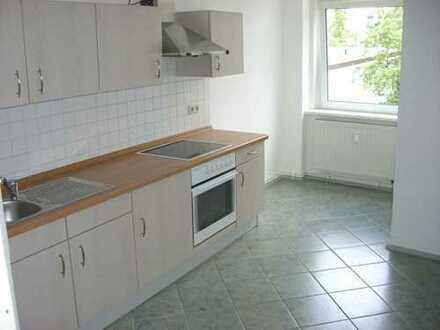 1 Raumwohnung mit Einbauküche in Plauen Preißelpöhl ab November