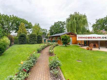 IMMOBERLIN.DE: Modernes Ein-/Zweifamilienhaus mit schönem Ambiente & Südgarten