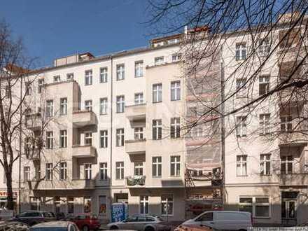 2-Zimmer-Altbau-Wohnung mit Balkon zur Selbstnutzung im Reuterkiez