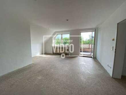 2-Zimmer-Wohnung mit Balkon in Stadtmitte