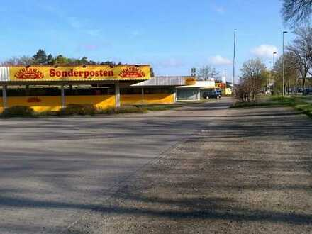 Gifhorn: gut frequentierte Verkaufsfläche zu vermieten