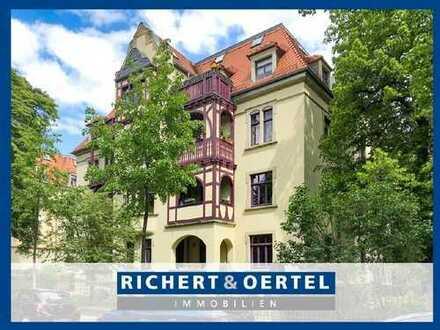 www.r-o.de +++ 5-Raum-Dachgeschosswohnung mit Lift in Striesen