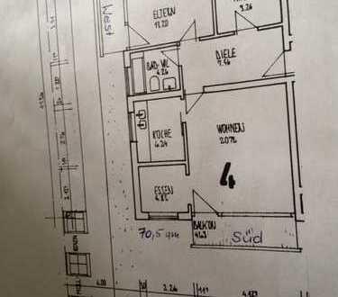 Schöne drei Zimmer Wohnung in München, Sendling-Westpark