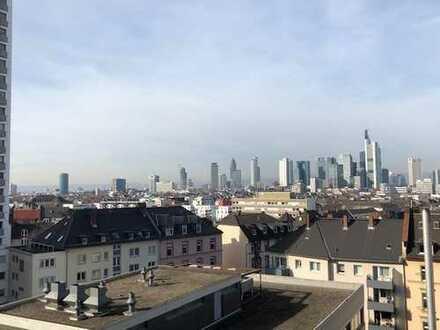 Kleines City-Appartement mit vielen Extras in Ffm.-Sachsenhausen