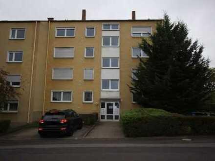 Großzügige 3-Zi-Wohnung - sozial gebunden, Wohnberechtigungsschein erforderlich