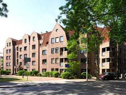 Dellviertel - Friedenstrasse, 2 1/2 Zi.-Wohnung mit Dachterrasse ab 01.04.2020 zu vermieten