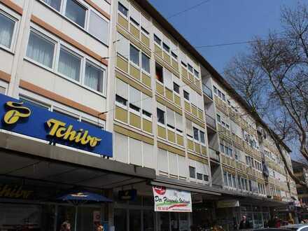KA-City 2-Zi. DG-Wohn. Weststadt, zentral, ruhig, Tram, kernsaniert, 360°Blick