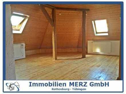 ~~2,5-Zimmer- DG -Maisonette -Wohnung in der Kernstadt Rottenburg mit Gartennutzung~~