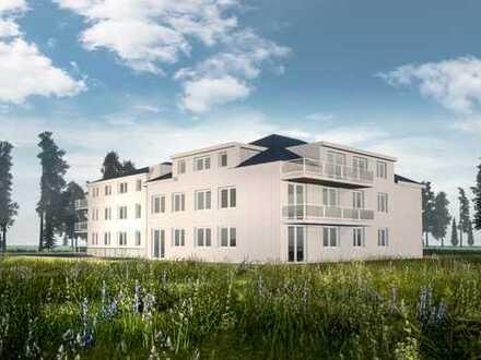DG Neubau im Herzen von Ittersbach mit Garten oder Balkon, barrierefreier Zugang, Tiefgarage
