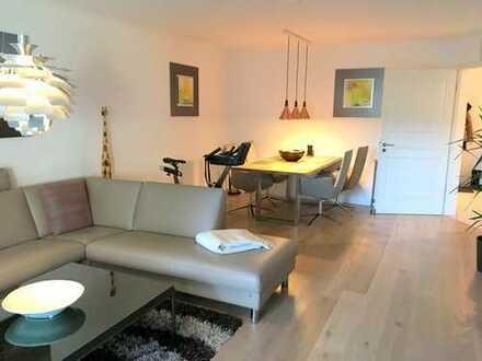 Moderne 4-Zimmer-Wohnung mit hochwertiger Einbauküche und Personenaufzug in Dortmund-Mitte