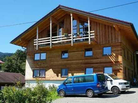 Wohnung DG in Bolsterlang mit Bergblick, ruhige Lage, Oberallgäu