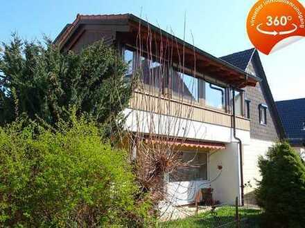 Ansprechende Doppelhaushälfte mit herrlichem Wintergarten, 6 Zimmern, Einbauküche in Eislingen/Fils