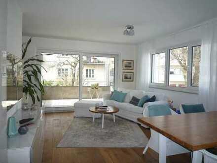 Neubau - gemütliche Etagenwohnung (Haus B Nr. 3)