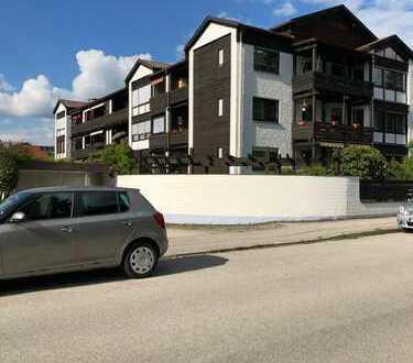 Schmuckkästchen! Zwei Zimmer Wohnung mit großzügigen Gartenanteil in Füssen
