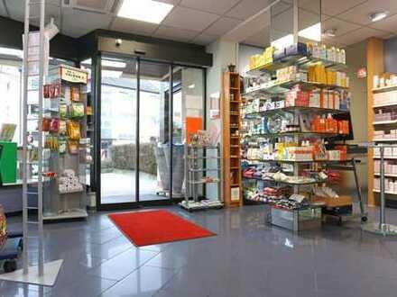 An der Hauptstraße: Ladenfläche in Lambsheim
