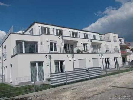 3-Zimmer Wohnung mit Gartenanteil im Zentrum von Günzburg