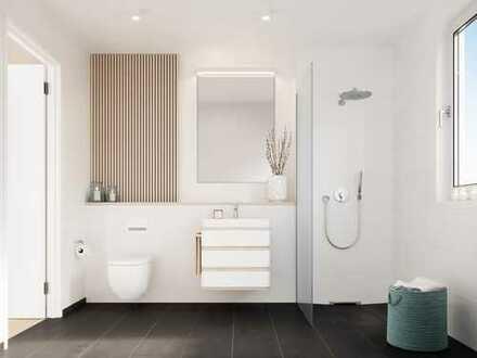 Komfortable 3-Zimmer-Wohnung mit 2 Bädern und 2 Balkonen in l(i)ebenswerter Umgebung