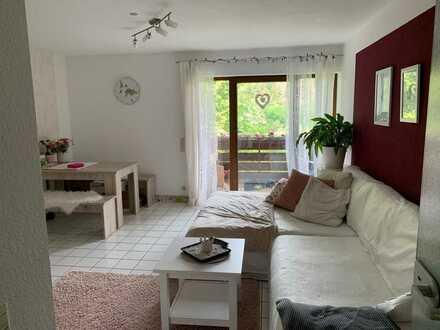 Mäuerach - 2 Zi.-Wohnung mit Balkon + Tiefgaragenstellplatz - von Privat