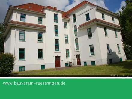 Attraktive Drei-Zimmer-Wohnung mit gründerzeitlichem Flair in der Gartenstadt Siebethsburg