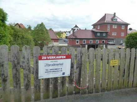 Baugrundstück in Burgkunstadt für Einfamilienhaus