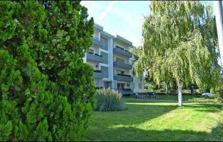 Gepflegte 4-Zimmer Wohnung in Stadtrandlage mit großem Balkon