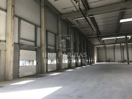 Moderne Flächen für Light-Industrie und Logistik