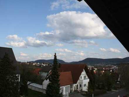 Helle 3,5 Zimmer Wohnung im HEB-Altensittenbach mit Balkon