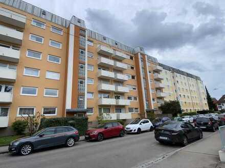 4 ZKB Etagenwohnung im 1. OG mit 2 Balkone - zur Selbstnutzung oder Kapitalanlage