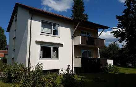 Sonniges Haus am Stadtrand von Wangen im Allgäu