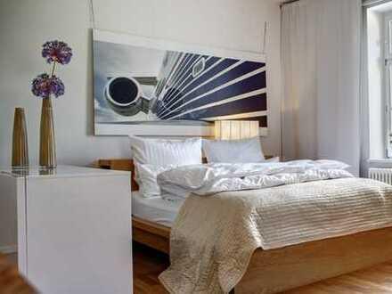 TOP-ANGEBOT | Möblierte, großzügige, neuwertige 1-Zimmer-Wohnung in Sendling