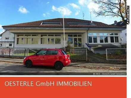 Zeitlich befristete Vermietung: 4-Zi-Wohnung mit Dachterrasse in Zentrumsnähe von Leutkirch