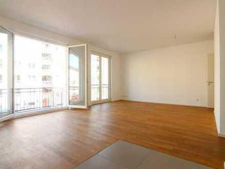 Luxuriöse 5-Zimmer Neubauwohnung mit Balkon, Loggia und Einbauküche