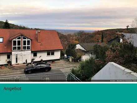Wohnen auf der Hambacher Höhe! Terrassenwohnung mit Fernsicht.