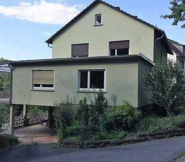 Provisionsfrei!! Mehrgenerationenhaus oder Einfamilienhaus in Traumlage an der hessischen Bergstraße