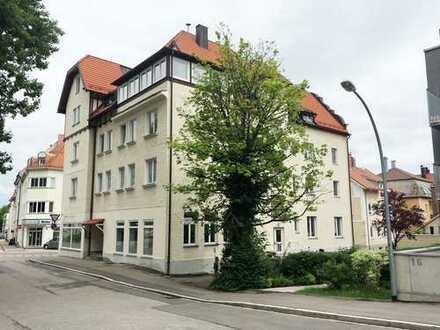 4-Zimmer Wohnung in Zentrumslage von Kempten ab 1.7 oder später zu vermieten