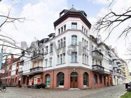 Kapitalanlage: Vermietete 3-Zi.-ETW mit Loggia und Balkon in Berlin-Borsigwalde