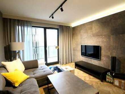 Vollmöbliertes Wohnung mit in Berlins Mitte