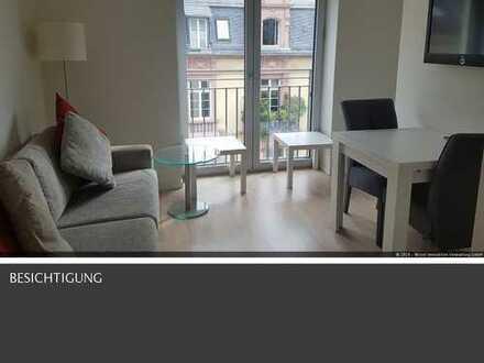 Hochwertig Möblierte 1 Zimmer Apartment in der bester Lage