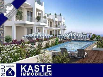Penthouse im Erstbezug auf Kreta - Tolle Strandlage & Dachterrasse mit Meerblick