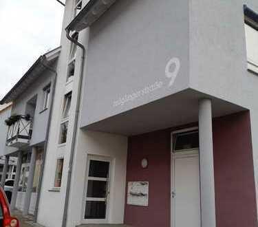 Gepflegte 2-Raum-Dachgeschosswohnung mit Balkon und Einbauküche in Ludwigsburg