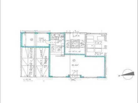 Provisionsfrei: zentral und ruhig gelegene Bürofläche im Erdgeschoss zur Untermiete