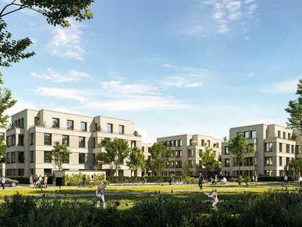Schöne Erdgeschoss-Wohnung direkt am Volkspark - Provisionsfrei!