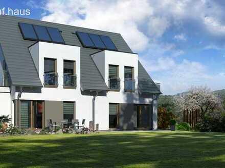 Doppelhaus Double 1 - großzügig und komfortabel
