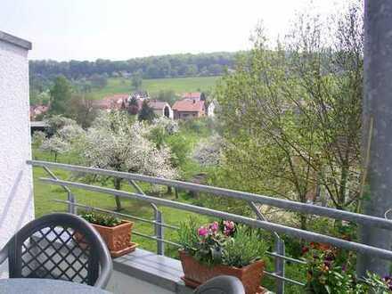 Großzügige 4,5 Z. Maisonette Whg. mit Balkon in GP-Bartenbach