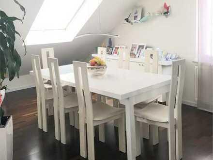 GOLDWERT: Maisonette-Wohnung mit großer Dachterrasse!