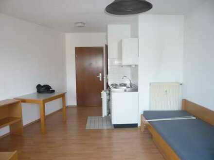 Geräumiges 1-Zimmer Apartment vollmöbliert mit Balkon - ideal für Studenten - Ab 01.01.2020
