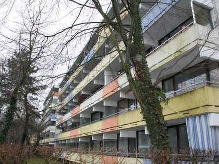 Ideale Kapitalanlage, 3- Zimmer-Wohnung im Süden Coburgs