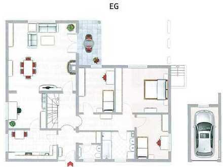Haus mit Garten in naturnaher, ruhiger Lage in Germersheim-Sondernheim zu vermieten!