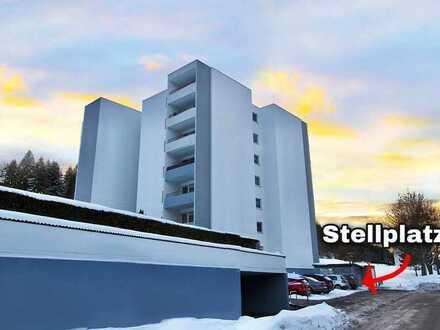 Großzügige 2-Zimmer-Wohnung mit Loggia und Stellplatz