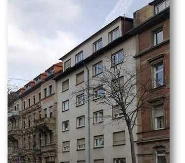 Attraktive Kapitalanlage! 3 Zi.-Wohnung in der beliebten Karlsruher Oststadt